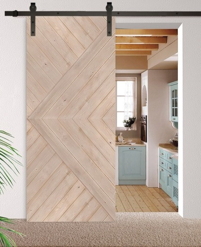 Herringbone Barn Door( BDHB02)