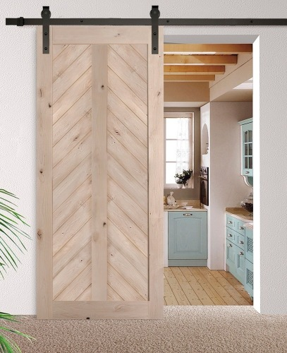 Herringbone Barn Door( BDHB05)